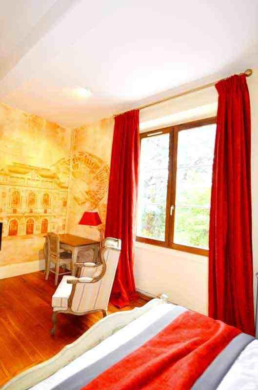 rideaux chateau de talluy