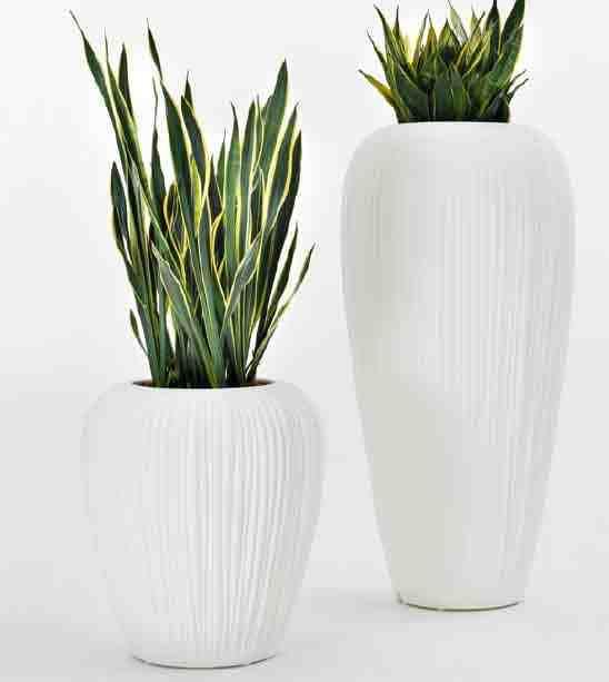 Vase d'extérieur