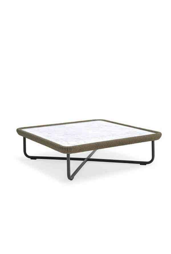 table dessus en marbre, d'extérieur