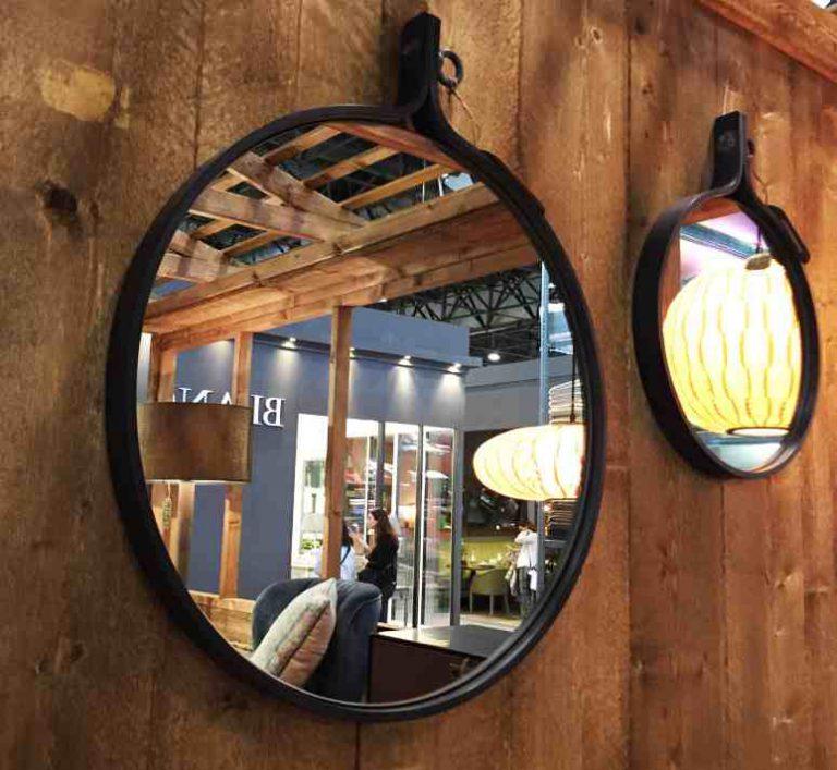 miroir petit et grand