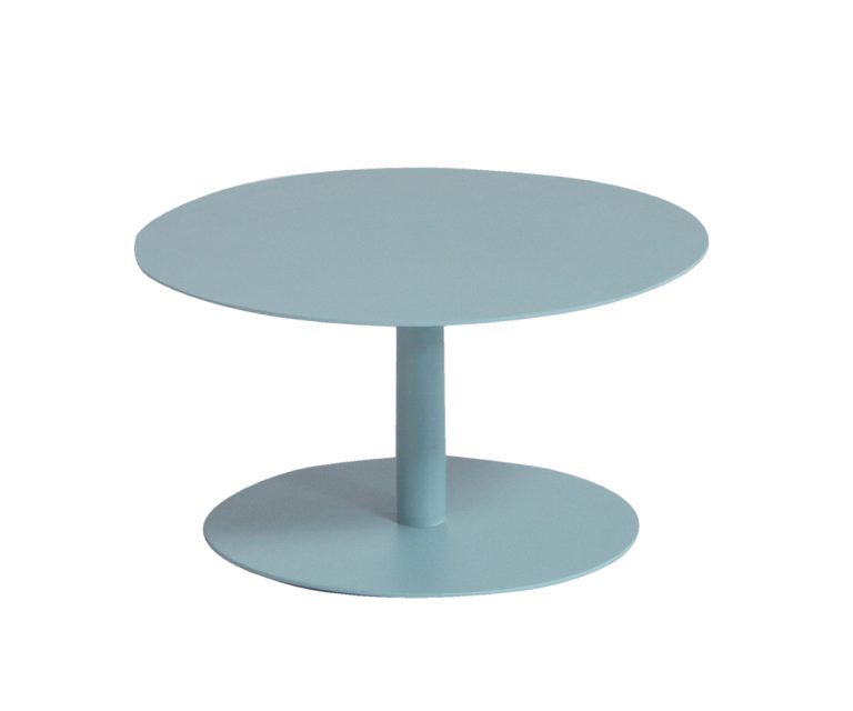 O9 petite table d'appoint diam 57 ht30