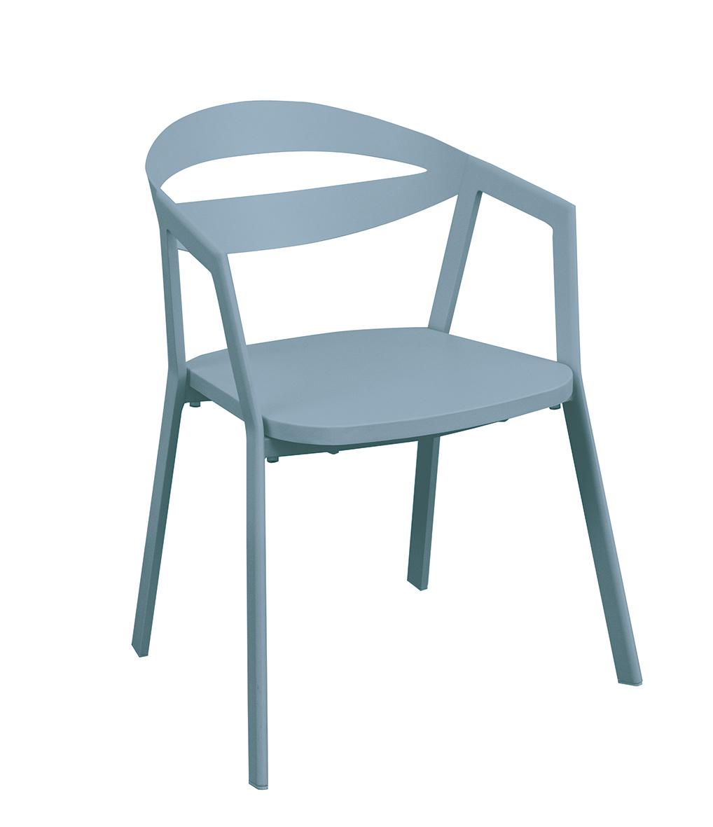 Chaise de terrasse restaurant h tel chaise longue piment for Chaises longues terrasse