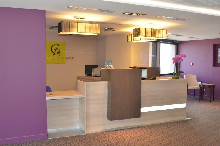 hôtel St Galmier 4*