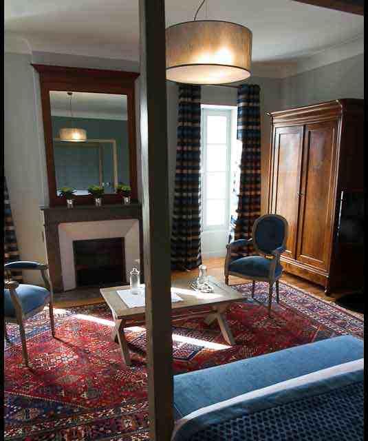 Hôtel gîte 4 épis Chateau de Seguin