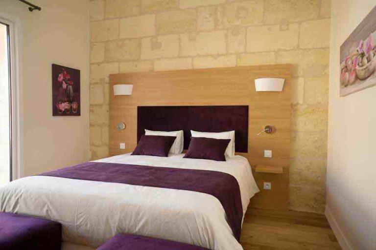 Hôtel Chateau La France Gîte 4 épis