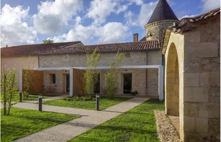 Chateau La France Bordeaux,Gîte 5 épis