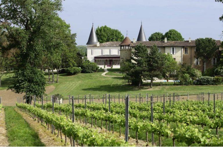 Chateau de Seguin à Bordeaux-Gîte