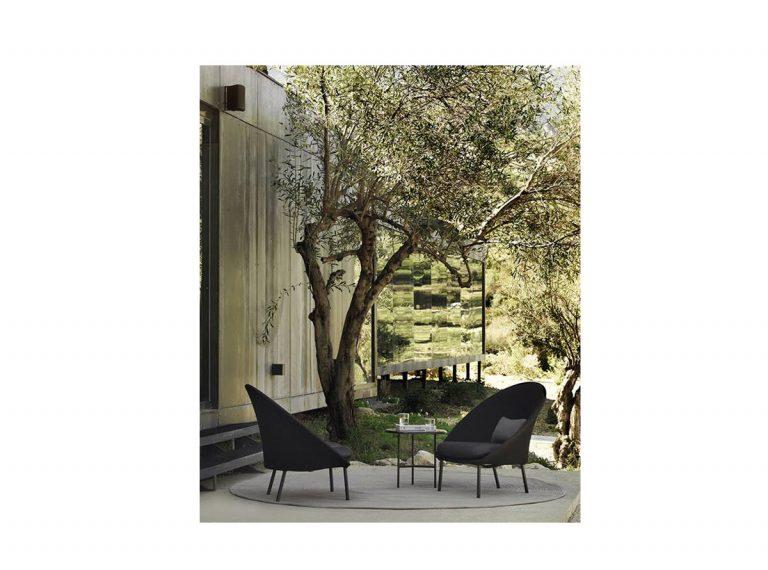 adorable petit fauteuil d'extérieur