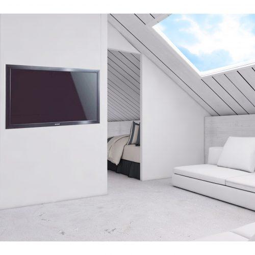 tv room vue velux>