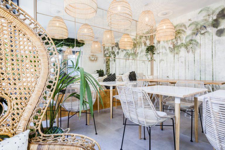 restaurant le Mowgli café Lyon