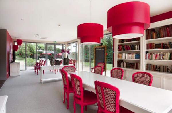Comment faire une décoration moderne pour une maison de retraite.