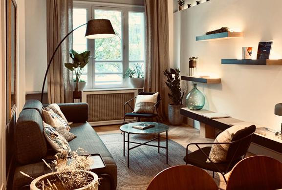 rénovation, décoration complète appartement Lyon 6éme.