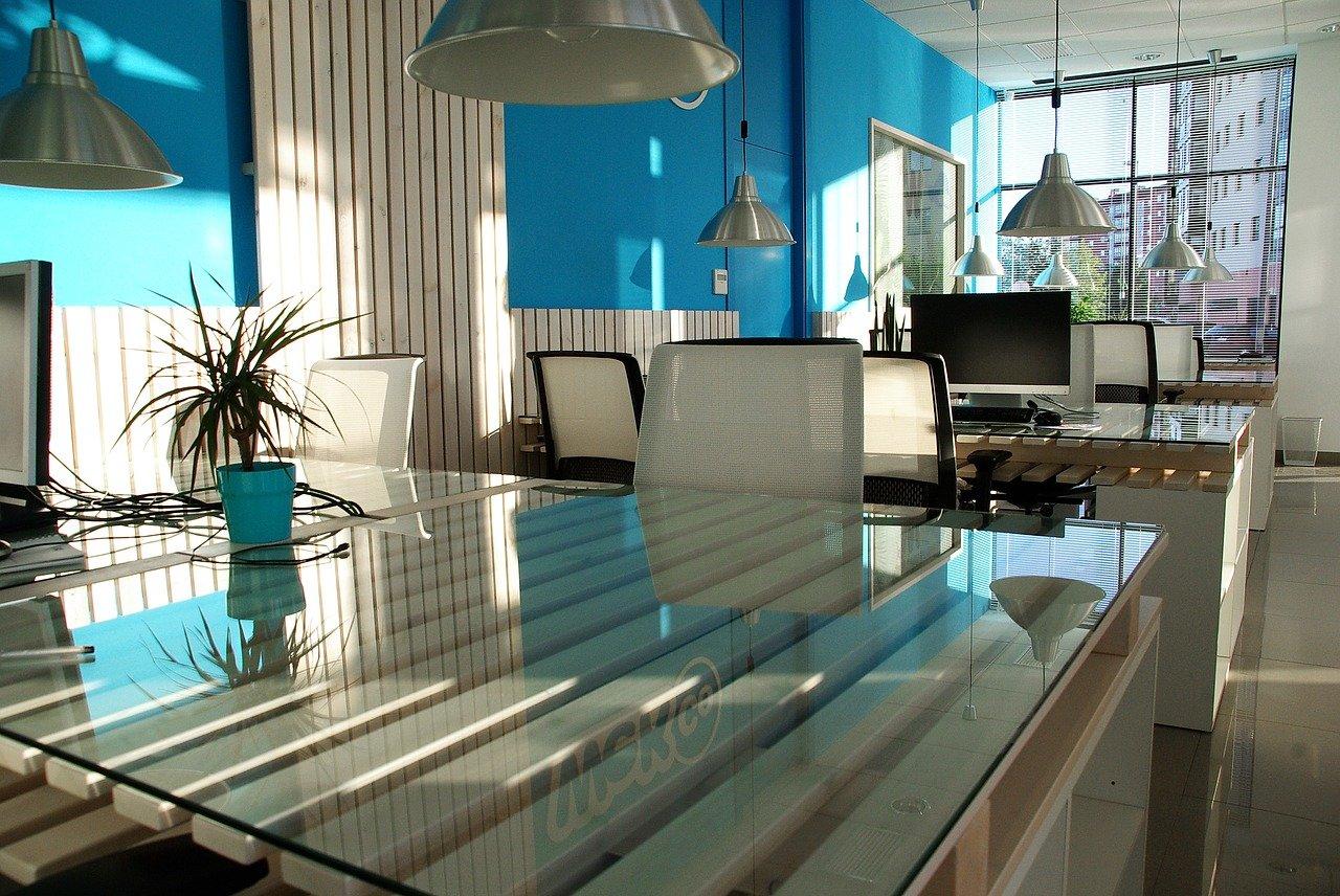 decoration pour bureau et open-space