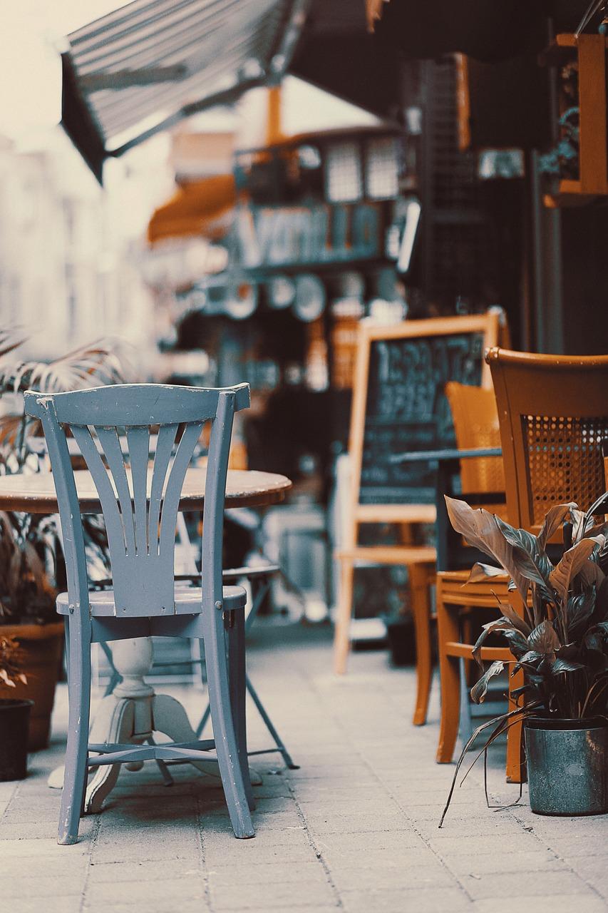 Quel mobilier vintage choisir pour votre restaurant ?