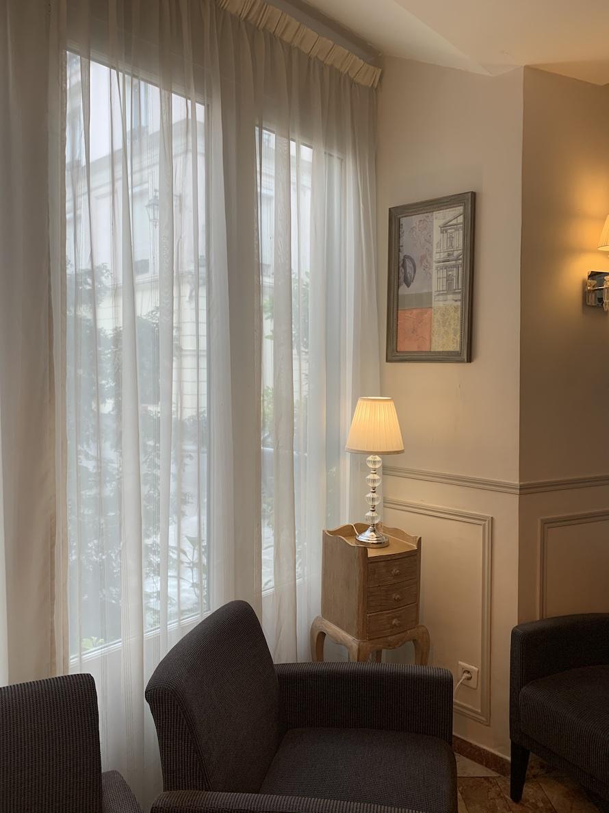 ACCUEIL HOTEL 9
