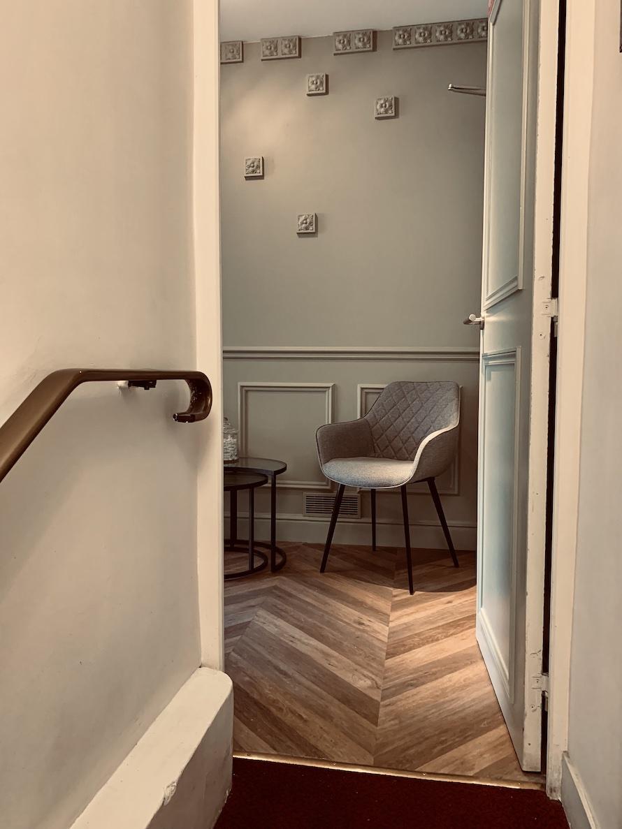 ACCUEIL HOTEL A8